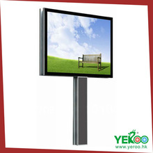 Double Sides Outdoor Advertising Scrolling Billboard