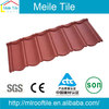 recyclable SONCAP certificated glazed discount fiber cement roof tile
