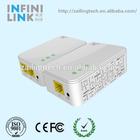 Intelligent mini rj45 wireless network adapter