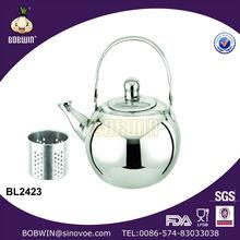 2.0L Stainless Steel Tea Pot