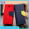 IN STOCK Good quality Mercury PU Leather Protective Phone Case for LG G2 Mini