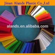 5mm kraft paper colored cast acrylic hard plastic sheet