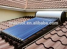 50L-300L high pressure water solar heater