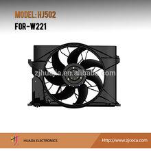 13V 600W DC Branded Electric Motor Cooling Fan