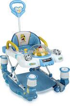 LZW pick van inflatable walker for baby:model 138FC