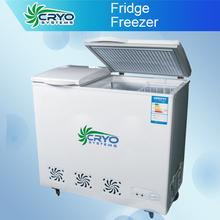 half freezer half refrigerator , fridge freezer , refrigerator freezer