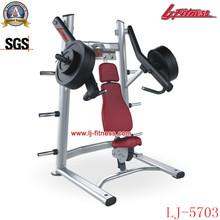LJ-5703 Incline press material for gym equipment