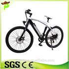 Fashion design 36V 10Ah aluminum frame electric mountain bicycle