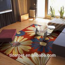 Classical Rugs and Carpet, Modern Design Wilton Rug, Machine Made Area Rug 001