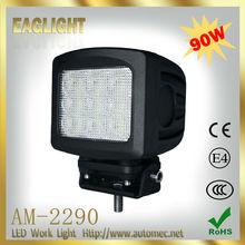10-30V DC 5.2' Inch 90W 6000K IP67 Offroad LED Work Light