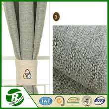 New Arrival Hotel blackout window curtain drapes US house fabric blackout curtain