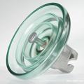 Templado de vidrio aislante estándar pfofile 40kn/suspensión de tipo de disco