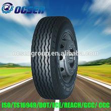 Common way 315/80r22.5 tire truck