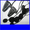Waterproof housing 3 Rider Motorcycle Helmet Headset Bluetooth Intercom BT Interphone 500m talking range