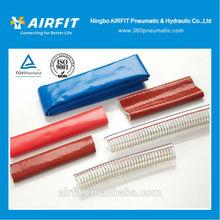 Fire-resistant & heat-resistant Fiberglass Sleeving / fireproof sleeve