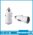 encendedor de cigarrillos 2 puerto universal usb cargador de coche