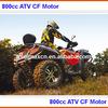 800cc Utility ATV X8 4x4 Shaft Drive CF Motor Out Lander