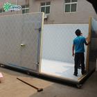 modular cold storage room freezer construction manufacturer for frozen chicken
