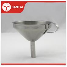 stainless steel beer & oil funnel
