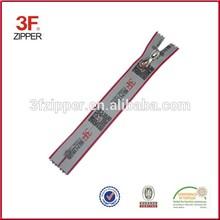 3F QR Code Reflection Waterproof Zipper