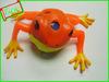 stretchy gander decoration farm frog animals pop toy