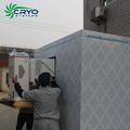de almacenamiento en frío cámaras frigoríficas refrigerados de enfriamiento sistema de equipo de la unidad de pared