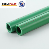 2015 High Quality Water Supply Manufacture Pipe PPR Resin