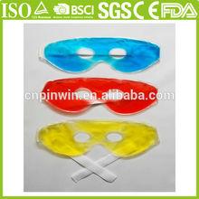 High Qualiy Soft gel eye mask hot cool gel eye pack