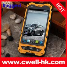 4.0 Inch IPS Screen a8 android 4.2 ip68 waterproof smartphone