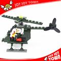interior de atracciones juegos regalos baratos para los adolescentes y los niños de educación productos helicóptero bloques battleplane knex 6110 de juguete