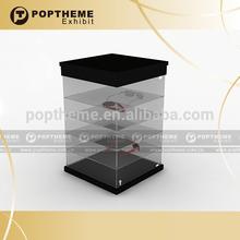 Custom acrylic display case,lockable display case with led 10-148-EWSD-E01