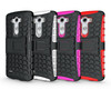 G3 Cell Phones Case,Unique Grenade Grip Rugged Rubber Skin Cover Case For LG G3 Silicone Protective Skin Double Color