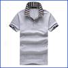 2014 fashion style polo shirt for men,100% polo t-shirt cotton polyester polo shirt