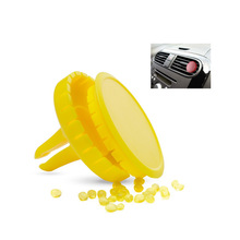 Promotional Car Vent Round Clip Air Freshener