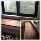 FSC PEFC certificated l;aminated white oak window frame