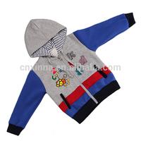 good quality cheap fleece boy hoodie brand outdoor child garment