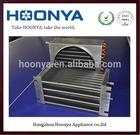 2015 Hot selling evaporator/heat exchangers / condenser/evaporators for refrigeration parts