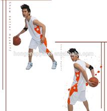 reversible custom sublimation basketball jersey / basketball uniform design / basketball shorts
