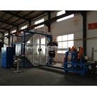 Automatic Shuttle Rotomolding Machine to produce plastic products