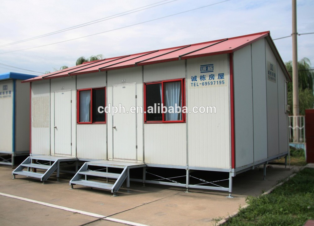 Modern Design Prefabricated House Best Price In Mozambique