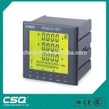 PD562E-9SY LCD Multi-function Energy Meter/Multi- function Power Meter