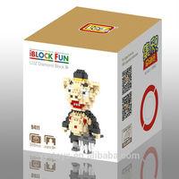 LOZ Brand 9411 Best Buy Nano Building Block Figure