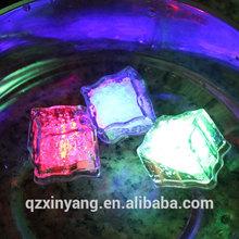 Glowing Ice Cube Led,Flashing Led Lighting