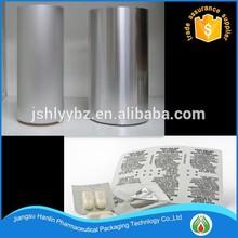 primer lacquer aluminium foil for pills packaging