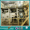 ASME Approved CTPM-TM-1880/160-5TPD toilet paper machine for sale