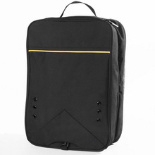 black man stylish unique travel bags