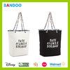 Bestsale big capacity characteristic popular hand bag, popular canvas hand and bag