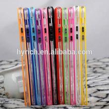 Alibaba Wholesale make bumper for phone bumper case for iphone 6 bumper