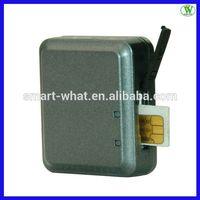 Mini Car GPS SMS/SOS/GPS Tracking Kids GPS Bracelet Include