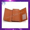 Women's Genuine Leather Purse Organizer Wallet Zippered Clutch